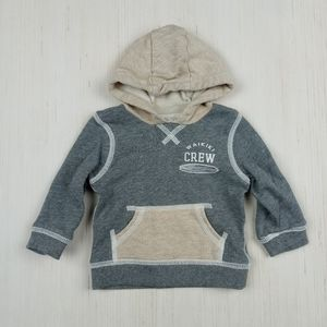 Carter's Boys size 6-9 mos hoodie